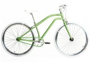 Damen Fixie Chill Bikes Vogue
