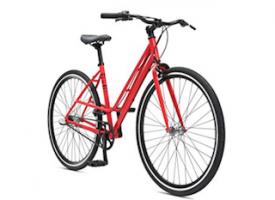 Damen Fixie SE Bikes Tripel Woman Singlespeed rot 28 Zoll