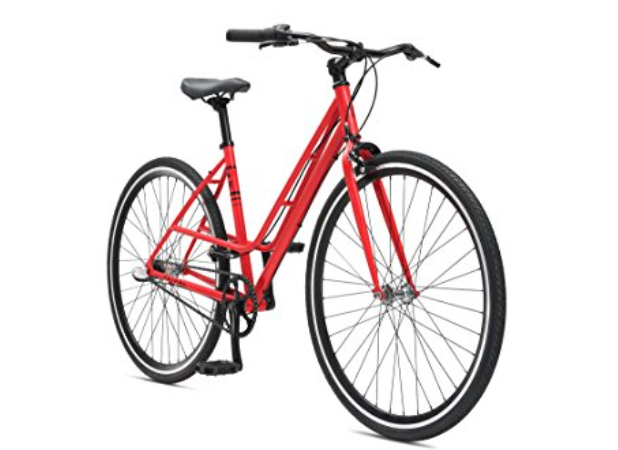 damen fixie se bikes tripel woman singlespeed rot 28 zoll. Black Bedroom Furniture Sets. Home Design Ideas