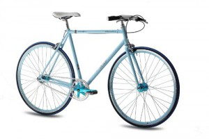 Fixed Gear Bike Chrisson FGS CrMo Gent