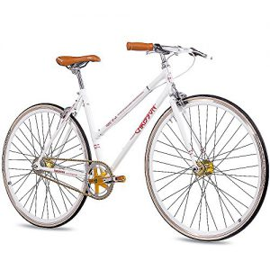 Damen Fixie Chrisson FGS CrMo Lady