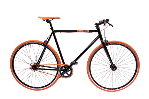 singlespeed khe riddick rd102 schwarzfixie 28. Black Bedroom Furniture Sets. Home Design Ideas