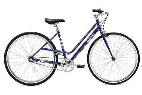 Damen Fixie SE Bikes Tripel Woman Singlespeed Lila 28 Zoll