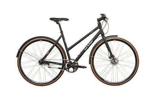 damen fixie bike ortler gotland schwarz 54 cm 28. Black Bedroom Furniture Sets. Home Design Ideas