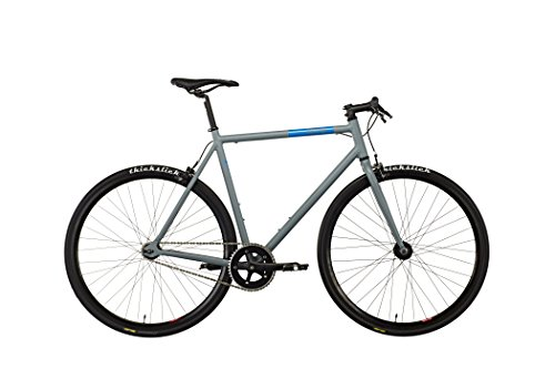 Fixed Gear Bike FIXIE Inc. Floater grau 2016
