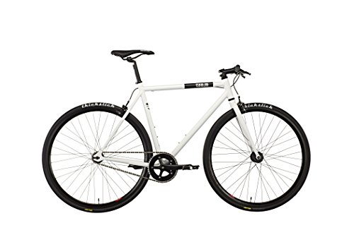 Singlespeed FIXIE Inc. Floater white 2016 Fixie Bike