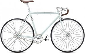 Fixed Gear Bike Fuji Feather celedon