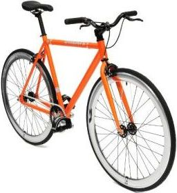 Fixie Hersteller Create Bikes - Fixie Brand Create orange