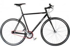 günstiges Fixie Bike Preis Segment - Viking Blade schwarz