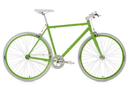 """Fixie KS Cycling Flip Flop grün weiß Singlespeed 28"""""""