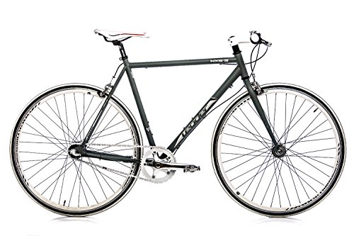 Fixie Leader NXS-3 Singlespeed Grau