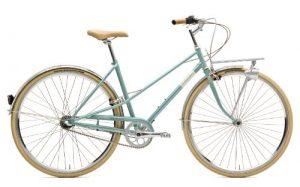 Damen Fixie Bike Creme Cycles Caferacer Lady Solo