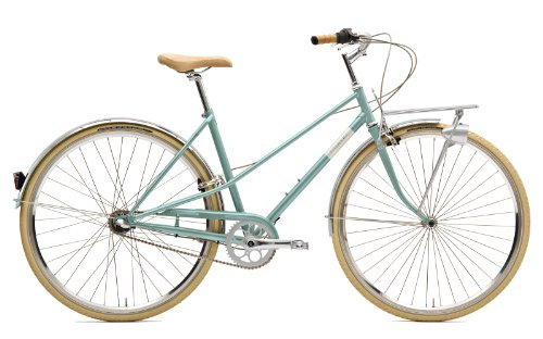 Damen Fixie Bike Creme Cycles Caferacer Lady Solo