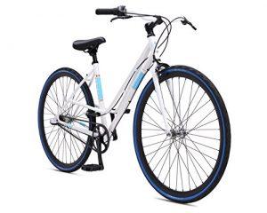 Damen Singlespeed SE Bikes Tripel Woman Fixie wei blau 28 Zoll