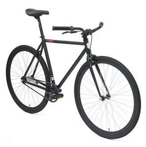 Fixie Bike Create Coaster schwarz