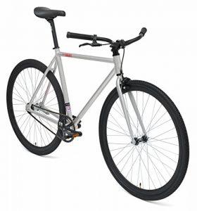 Singlespeed Create Bike Coaster silber Fixie