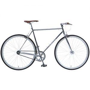 singlespeed viking urban myth chrom fixie bike 28 zoll. Black Bedroom Furniture Sets. Home Design Ideas