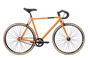 Fixie Tretwerk Alma orange Singlespeed 28 Zoll