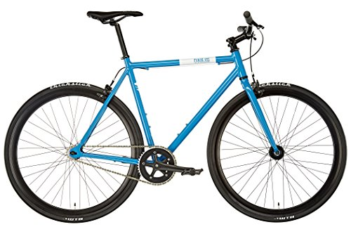 FIXIE Inc. Floater blue glossy Singlespeed blau 28""
