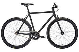 urban bike fixie inc floater schwarz singlespeed black 28. Black Bedroom Furniture Sets. Home Design Ideas