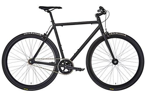 Urban Bike FIXIE Inc. Floater schwarz
