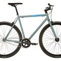 Fixed Gear Bike Fixie Inc. Floater grey Singlespeed Grau