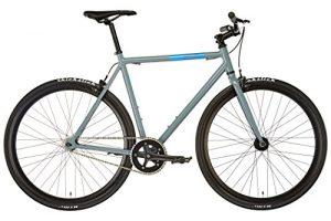 Fixed Gear Bike Fixie Inc. Floater grey Singlespeed Grau
