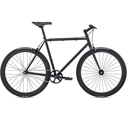 Urban Bike Fuji Declaration Black Schwarz