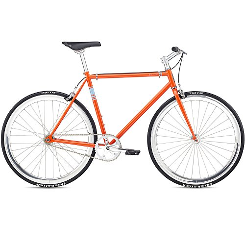 Fixie Fuji Declaration Orange