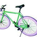 Kids Singlespeed Helliot Bikes Brooklyn H38 grün