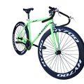 Jugend Fixie Helliot Bikes Brooklyn H36 grün