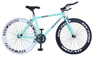 Jugend Singlespeed Helliot Bikes Brooklyn H41 mintgrün