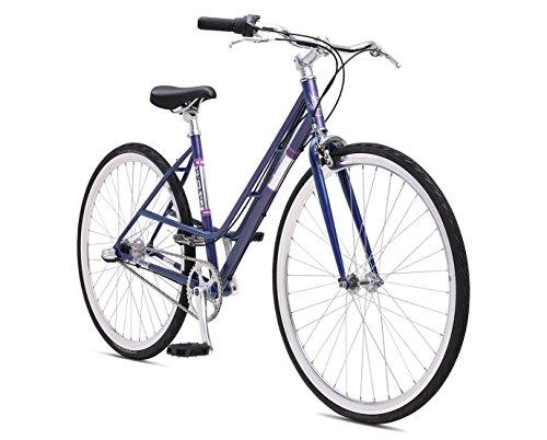 Damen Fixie SE Bikes Tripel Lila Singlespeed