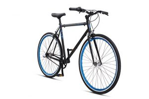 Urban Fixie SE Bikes Tripel Schwarz Singlespeed