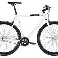 Singlespeed FIXIE Inc. Floater twospeed weiß Fixie white