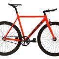"""Urban FabricBike Light rot Fixie Bike red Aluminium 28"""""""