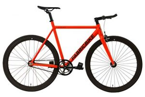 Urban FabricBike Light rot Fixie Bike red Aluminium 28""