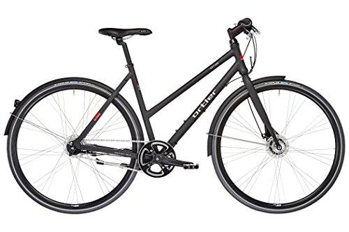 """Damen Fixie Bike Ortler Gotland schwarz 28"""""""