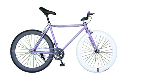 Jugend Fixie Helliot Bikes Brooklyn H22 violett