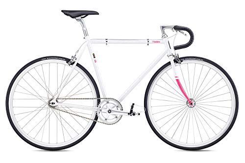 Fixed Gear Bike Fuji Feather white weiss