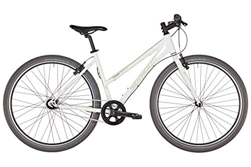 Damen Fixie SERIOUS Unrivaled 7 White Singlespeed weiß
