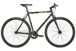Urban Bike FIXIE Inc. Blackheath schwarz Singlespeed Black