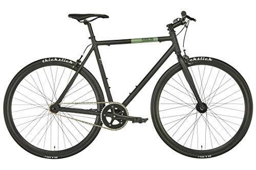 Urban Bike FIXIE Inc. Blackheath schwarz Singlespeed Black