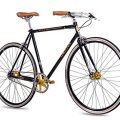 Singlespeed Chrisson Vintage 2G schwarz black