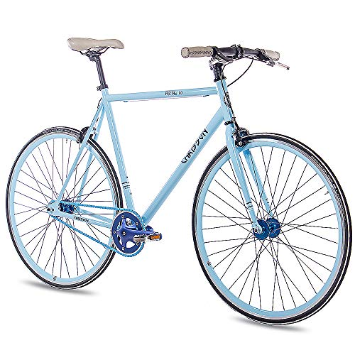 Fixie Chrisson FG Flat 1.0 light blau Singlespeed