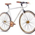 Urban Bike Chrisson FG Flat 1.0 weiss Singlespeed