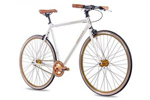 Urban Bike Chrisson FG Flat 1.0 weiss Singlespeed
