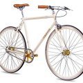 Fixie Bike Chrisson Vintage 2G Creme Singlespeed