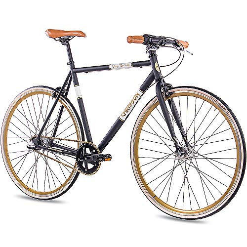 Fixie Chrisson Vintage Road N3 schwarz