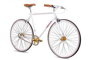 Fixie Bike Chrisson Vintage weiss